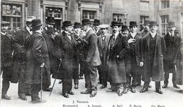- A2 - Procès De LA LORRAINE SPORTIVE NANCY Groupe Accusés & Avocats:   Postee 10 Avvril 1911   Conrard Ed. Metz - Metz Campagne