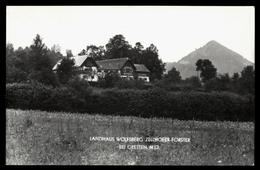 [025] Gresten, Landhaus Wolfsberg, Gel. 1959, Bez. Scheibbs, Verlag Schwarz (Scheibbs) - Autriche