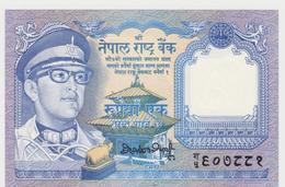 NEPAL  1 RUPEE  FDS - Nepal