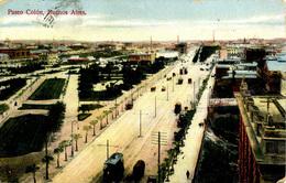 ARGENTINA - BUENOS AIRES - PASEO COLON 1911  Arg185 - Argentina