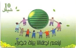 Palestine - Green Environment - 03.2000 - SIE37 - 225.000ex, Used B