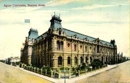 ARGENTINA - BUENOS AIRES - AGUAS CORRIENTES Arg196 - Argentina