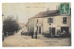 XERTIGNY  (cpa 88)  Grande Rue - Le Lavoir -   - L 1 - Xertigny