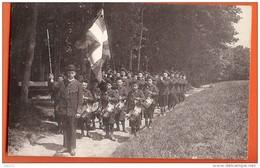 EZ-04a  Troupe De Scouts Joueurs De Tambour Et Flûte. Trommler Und Pfeiffercorps Bern. Non Circulé. Freytag Sans Numéro. - Scouting