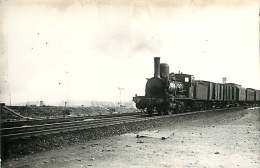 PHOTO VILAIN TRAIN - 220117 - 44 NANTES BLOTTEREAU Navette 030C687 - Locomotive Gare Chemin De Fer - Nantes