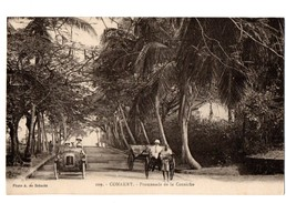 CONAKRY Promenade - Guinea Francese