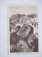 CPA La Bourboule - Le Grand Pont Sur La Dordogne T.B.E. 19.. - La Bourboule