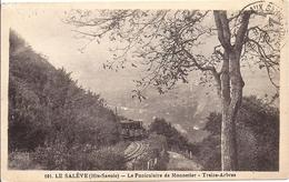 12073.....SALÈVE, Funiculaire De Monnetier Treize Arbres - France
