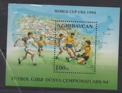LOT 673 - AZERBAIDJAN  BF N° 8 **-   FOOTBALL  - Cote 4.00 € - 1994 – USA