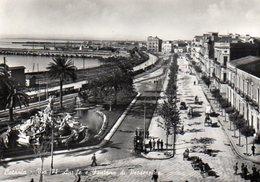 Catania - Via VI Aprile E Fontana Di Proserpina - Catania