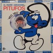 El Padre Abraham Y Sus Pitufos 33t. ESPAGNE *veo Veo* - Vinyl Records