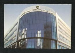 United Arab Emirates UAE Dubai Picture Postcard Admiral Plaza Hotel Dubai View Card - Dubai