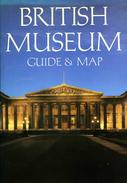 Angleterre : British Museum : Guide Et Map (ISBN 0714120111) - Histoire De L'Art Et Critique