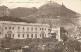 ALGERIE ORAN TRIBUNAL ET CHAMBRE DE COMMERCE - Oran