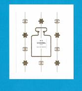 Cartes Parfumées Carte CHANEL N°5  De CHANEL - Modernes (à Partir De 1961)