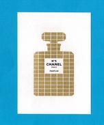 Cartes Parfumées Carte CHANEL N°5  De CHANEL - Modern (from 1961)