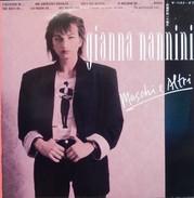Gianna Nannini 33t. LP ESPAGNE *maschi E Alti* - Vinyl Records