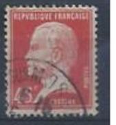 """FRANCE : Y&T(o) N° 175  """" Tupe Pasteur """" - 1922-26 Pasteur"""