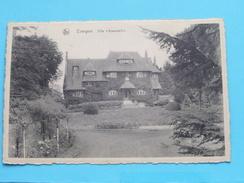 """Villa """" GROENVELD """" ( J. Theylaert ) Anno 19?? ( Zie Foto Voor Details ) !! - Evergem"""