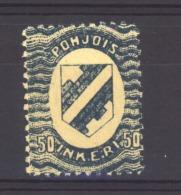 Ingrie - Ingerland :  Yv  4  ** - 1919 Occupation: Finland