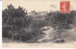 Dep 14 - Paris Plage - A Travers La Forêt -  Carte à 0.90 Euro - France