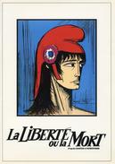 Programme De Spectacle : La Liberté Et La Mort  D'après Danton Et Robespierre - Robert Hossein (1989 Palais Des Congrès) - Otros