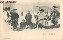 OULU ULEABORG Uleåborg FINLAND OSCAR JALANDER RENNES FINLANDE 1900 - Finland