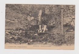 Antheuil.21.Côte-d'Or.Cascade Des Grottes. - Andere Gemeenten