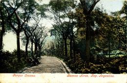 ARGENTINA - BUENOS AIRES - PARQUE LEZAMA 1908 Arg214 - Argentina