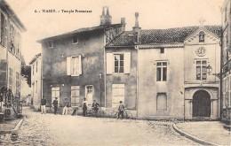 THEME PROTESTANTISME / Wassy - Temple Protestant - Beau Cliché Animé - Wassy