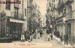 FIGUERAS CALLE GERONA CATALUNA ESPANA - España