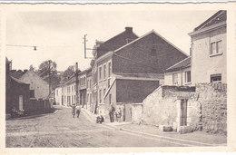 Souxhon - Rue Du Centre (animée, Phototypie Légia) - Flémalle