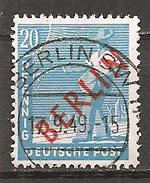 Berlin 1949 // Mi. 26 O - Gebraucht