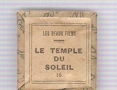 """Hergé Film Fixe N°16 Tintin Et Le Temple Du Soleil D'Hergé Collection """"Les Beaux Films"""" Des Années 1965 - Filmspullen: 35mm - 16mm - 9,5+8+S8mm"""