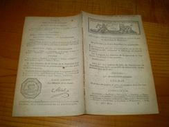 Lois An X:Justices De Paix Du Haut Rhin,Porrentruy,Delémont.. Ourthe,Malmédy,Huy... Deux Nèthes,Turnhout,Malines,Anvers. - Décrets & Lois