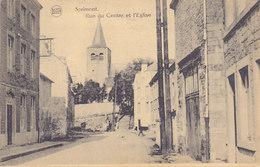 Sprimont - Rue Du Centre Et L'Eglise (Legia, Emile Dupont) - Sprimont