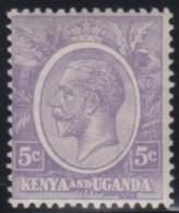 Kenya  & Uganda   .    SG     .    77     .        *     .      Ongebruikt   .   /    .     Mint-hinged - Kenya, Uganda & Tanganyika