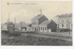 La Louvière  - La Gare De Bouvy - La Louvière