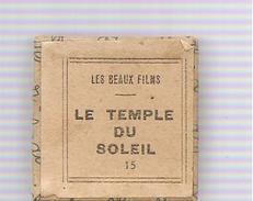 """Hergé Film Fixe N°15 Tintin Et Le Temple Du Soleil D'Hergé Collection """"Les Beaux Films"""" Des Années 1965 - Filmspullen: 35mm - 16mm - 9,5+8+S8mm"""