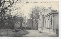 4. La Louvière  - L'Entrée Du Parc - La Louvière