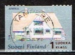 FINLANDE /Oblitérés/Used/2004 - Personnalité Musique / Jean Sibelius - Finland