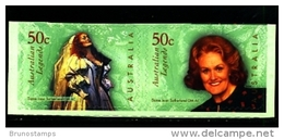 AUSTRALIA - 2004  JOAN  SUTHERLAND  SELF  ADHESIVE  SET MINT NH - 2000-09 Elizabeth II