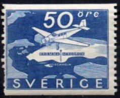 SUEDE - 50 ö. De 1936 Neuf