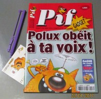 PIF GADGET N°16 (26/10/2005) - Pif Gadget