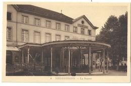 E 711/712   NIEDERBRONN LOT 2 CARTES - Niederbronn Les Bains