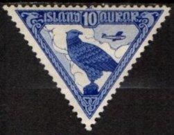 ISLANDE - Millénaire Du Parlement Neuf TB - Poste Aérienne