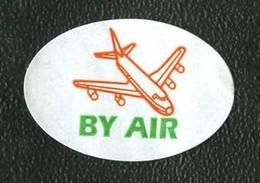 # FRESH BY AIR Fruit Label, Etichette Etiquettes Etiquetas Sticker Adhesive Air Airplane Flight Avion - Fruits & Vegetables