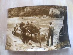 WWII: Photo De Presse: Campagne Des Balkans - War, Military