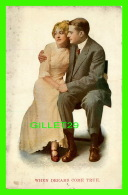 COUPLES - WHEN DREAMS COME TRUE - TRAVEL IN 1912 - - Couples