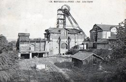 [71] Saône Et Loire > Montceau Les Mines Puits Jules Chagot - Montceau Les Mines